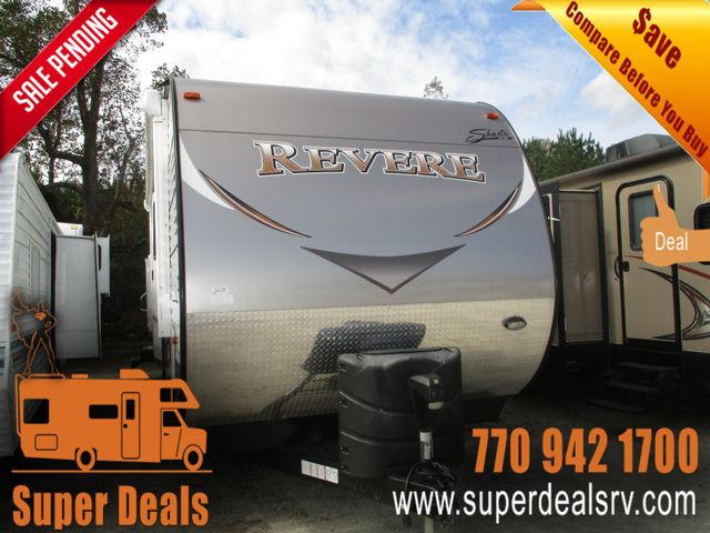 2016 Shasta REVERE 32DS in Temple GA, 30179