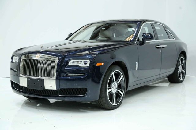 2016 Rolls-Royce Ghost Houston, Texas 3