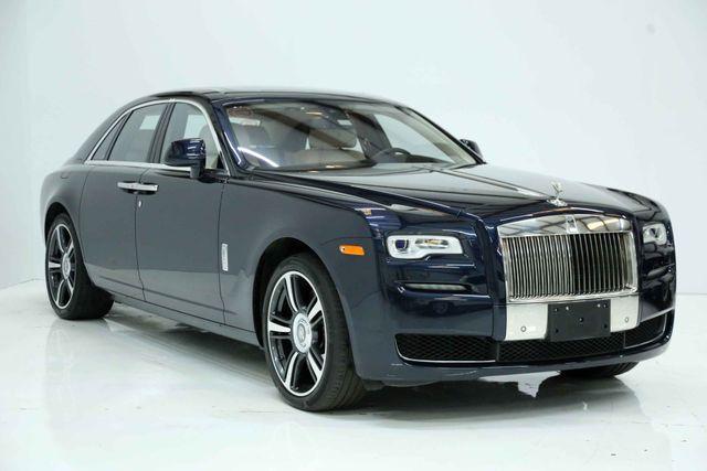 2016 Rolls-Royce Ghost Houston, Texas 1