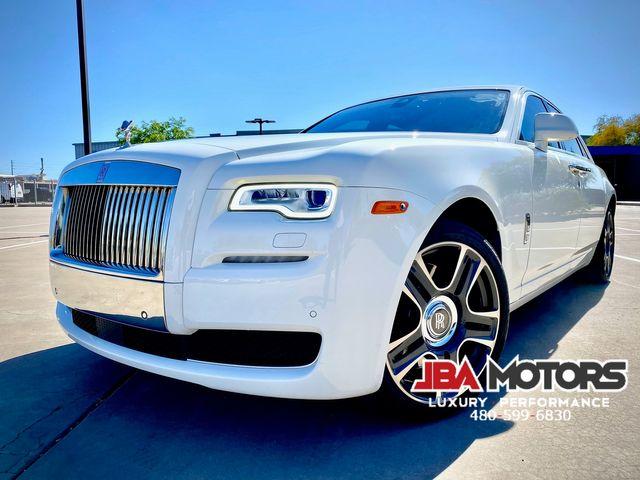 2016 Rolls-Royce Ghost Sedan ~ Driver Assist ~ Surround Cam ~ Pano Roof
