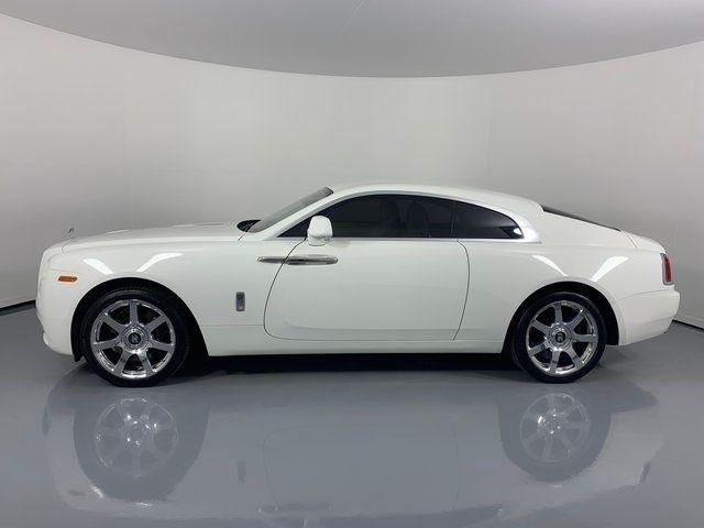 2016 Rolls-Royce Wraith 6.6l v12