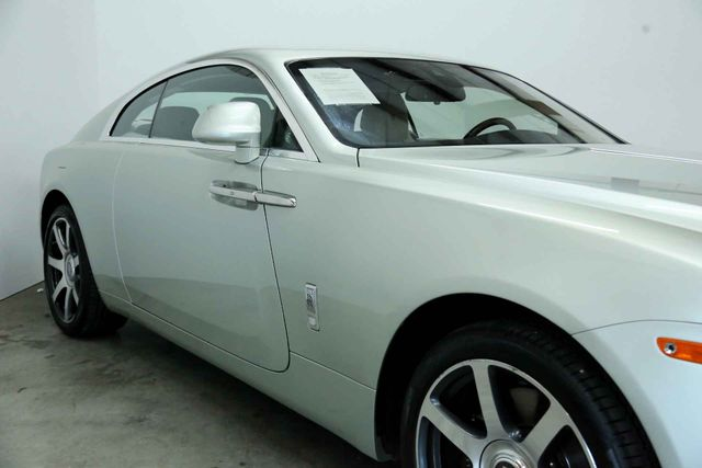 2016 Rolls-Royce Wraith Houston, Texas 4