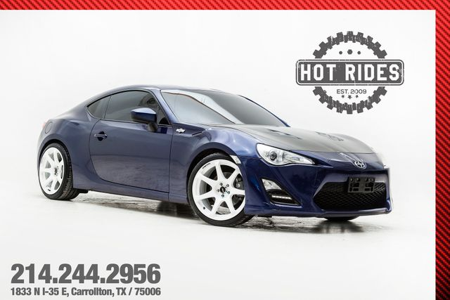 2016 Scion FR-S With Upgrades