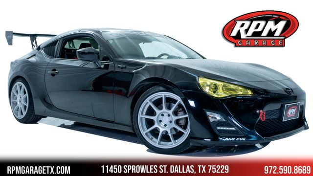 2016 Scion FR-S with Many Upgrades in Dallas, TX 75229