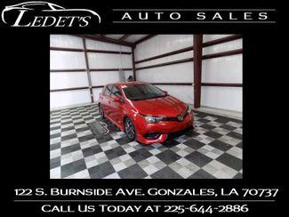2016 Scion iM  - Ledet's Auto Sales Gonzales_state_zip in Gonzales