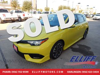 2016 Scion iM in Harlingen, TX 78550