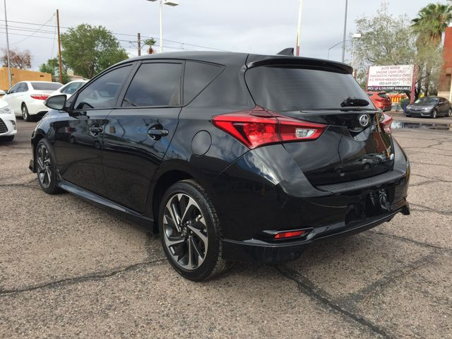 2016 Scion iM 5 YEAR/60,000 MILE FACTORY POWERTRAIN WARRANTY Mesa, Arizona 2
