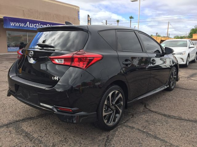 2016 Scion iM 5 YEAR/60,000 MILE FACTORY POWERTRAIN WARRANTY Mesa, Arizona 4