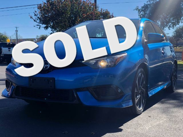 2016 Scion iM CVT in San Antonio, TX 78233