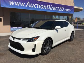 2016 Scion Tc 6-SPEED MANUAL FULL MANUFACTURER WARRANTY Mesa, Arizona
