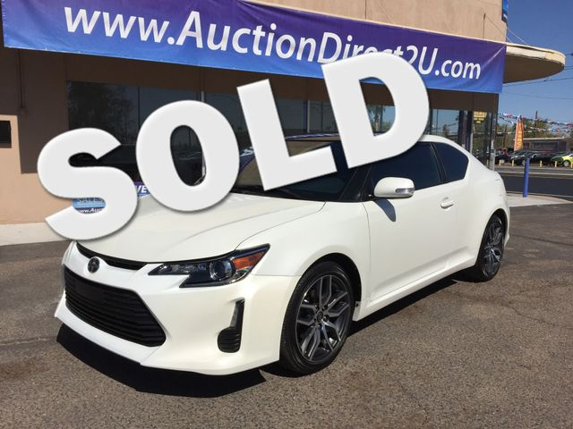 2016 Scion tC FULL MANUFACTURER WARRANTY Mesa, Arizona