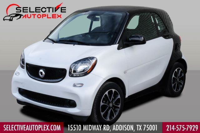 2016 Smart fortwo Passion in Addison, TX 75001