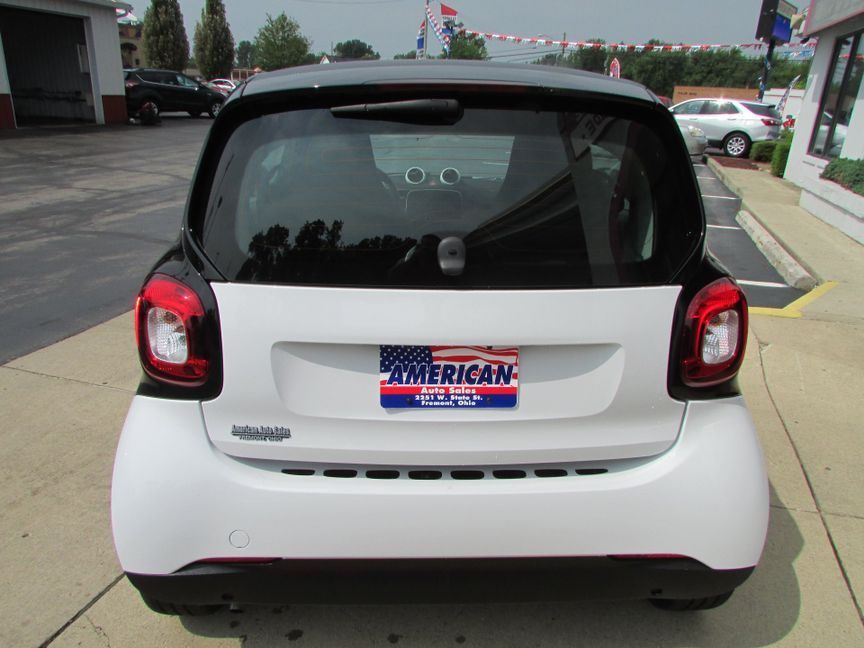 2016 Smart Fortwo Passion Fremont Oh American Auto Sales