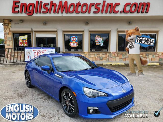 2016 Subaru BRZ Limited in Brownsville, TX 78521