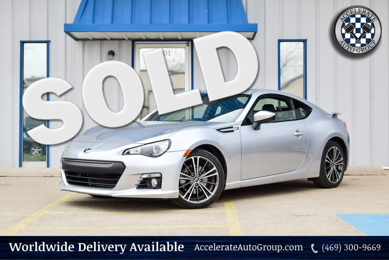 2016 Subaru BRZ Limited in Rowlett Texas