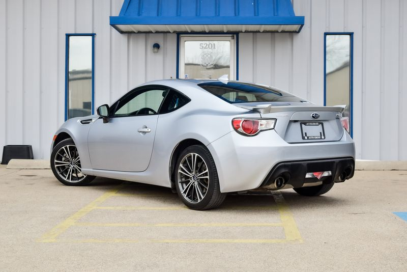 2016 Subaru BRZ Limited in Rowlett, Texas