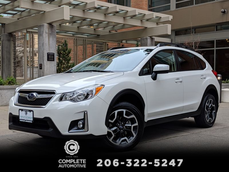 2016 Subaru Crosstrek 20i Premium All Wheel Drive Sunroof Rear Camera Local 1 Owner Only 8600 Miles  city Washington  Complete Automotive  in Seattle, Washington
