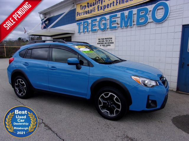 2016 Subaru Crosstrek Premium in Bentleyville, Pennsylvania 15314