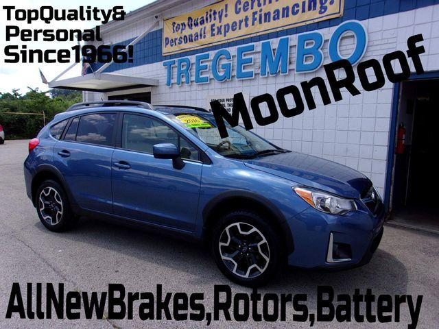 2016 Subaru Crosstrek Premium MoonRoof