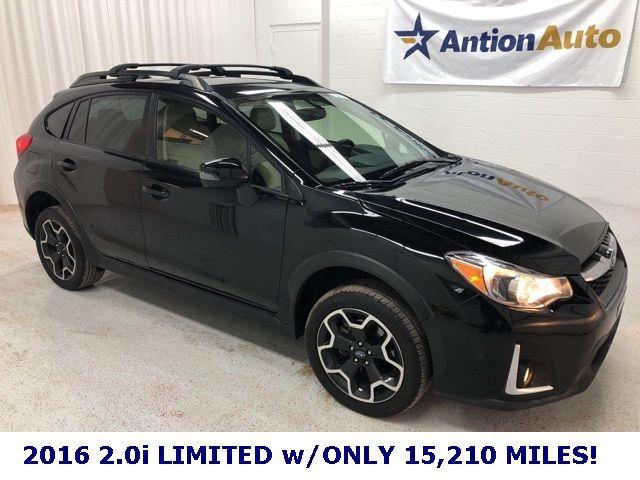2016 Subaru Crosstrek Limited | Bountiful, UT | Antion Auto in Bountiful UT