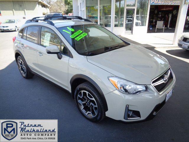 2016 Subaru Crosstrek Limited in Chico, CA 95928