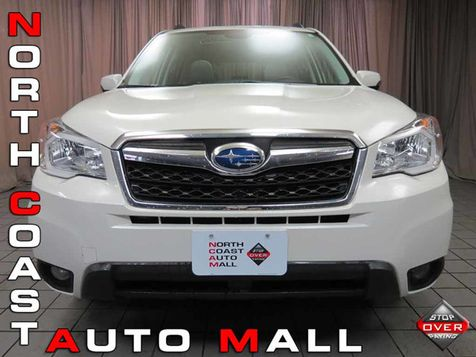 2016 Subaru Forester 2.5i Touring in Akron, OH
