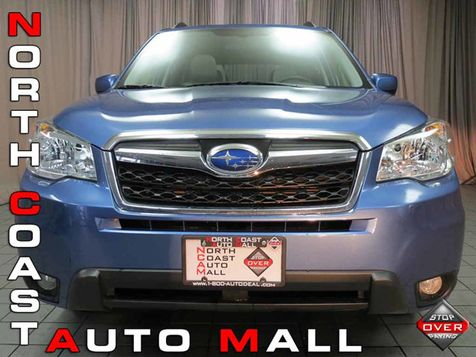 2016 Subaru Forester 2.5i Limited in Akron, OH