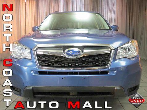 2016 Subaru Forester 2.5i Premium in Akron, OH