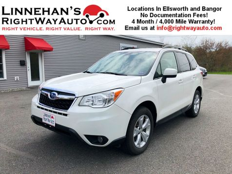 2016 Subaru Forester 2.5i Limited in Bangor