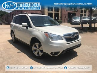 2016 Subaru Forester 2.5i Limited in Carrollton, TX 75006