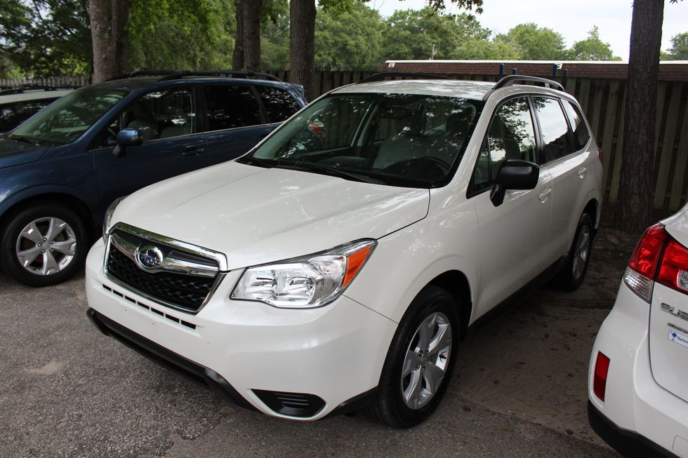 Charleston Auto Sales >> 2016 Subaru Forester 2 5i Charleston Sc Charleston Auto