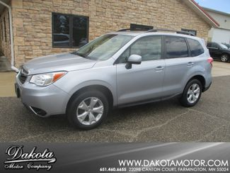 2016 Subaru Forester 2.5i Limited Farmington, MN