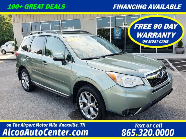 """2016 Subaru Forester 2.5i Touring Leather/Navigation/Panoramic/18"""" in Louisville, TN 37777"""