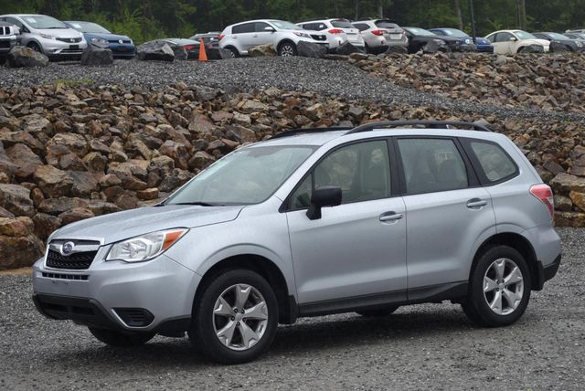 2016 Subaru Forester 2.5i Naugatuck, Connecticut