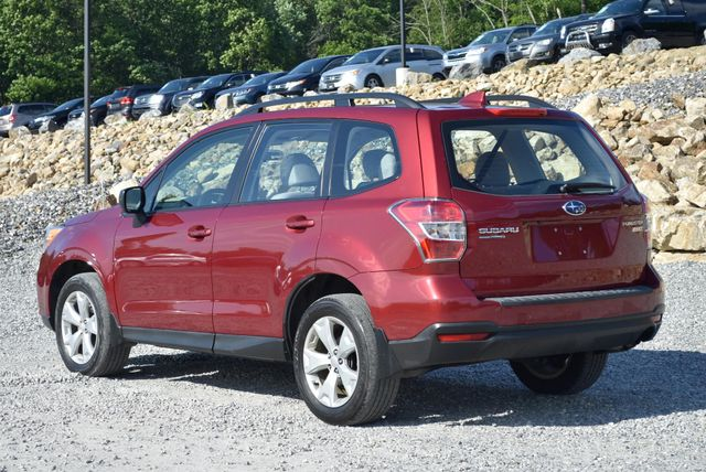 2016 Subaru Forester 2.5i Naugatuck, Connecticut 2
