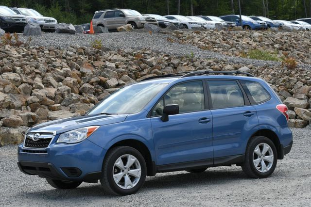 2016 Subaru Forester 2.5i Naugatuck, Connecticut