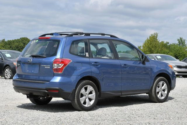 2016 Subaru Forester 2.5i Naugatuck, Connecticut 4