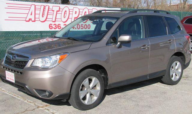 2016 Subaru Forester 2.5i Limited St. Louis, Missouri 3