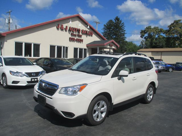2016 Subaru Forester 2.5i Premium in Troy, NY 12182
