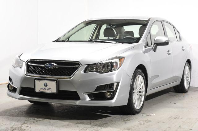 2016 Subaru Impreza Limited