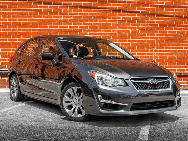 2016 Subaru Impreza 2.0i Burbank, CA 1