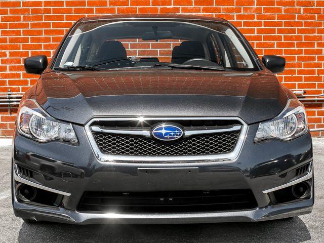 2016 Subaru Impreza 2.0i Burbank, CA 2