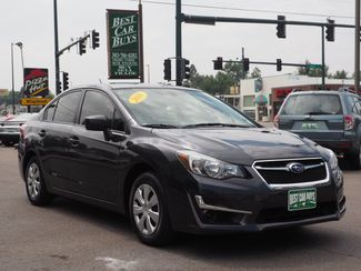 2016 Subaru Impreza 2.0i Englewood, CO 2