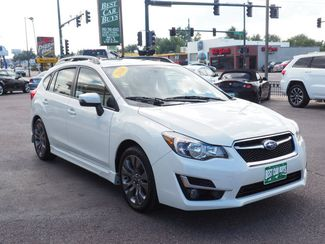 2016 Subaru Impreza 2.0i Sport Premium Englewood, CO 2