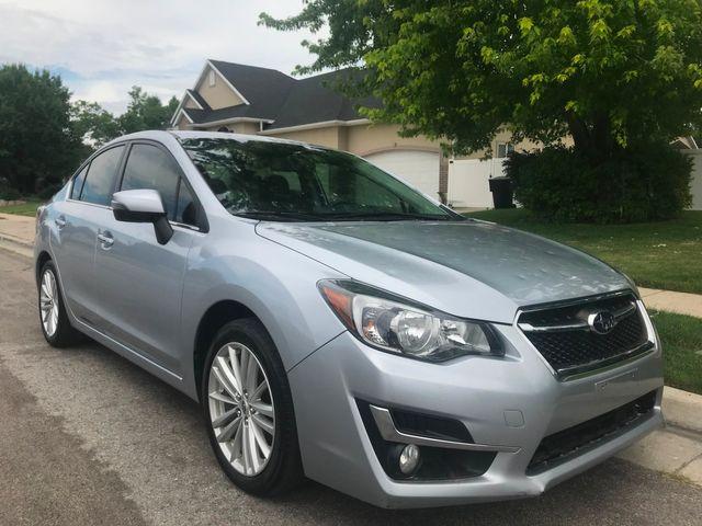 2016 Subaru Impreza Limited in Kaysville, UT 84037