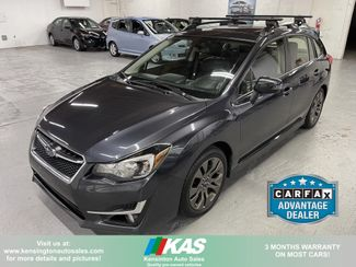 2016 Subaru Impreza 2.0i Sport Limited Hatchback in Kensington, Maryland 20895