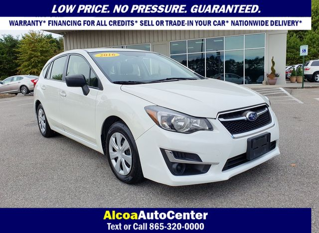 2016 Subaru Impreza 2.0i AWD Hatchback in Louisville, TN 37777