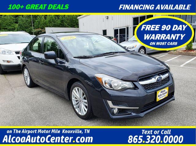 "2016 Subaru Impreza Premium AWD w/Sunroof/Heated Seats/17"" Wheels in Louisville, TN 37777"