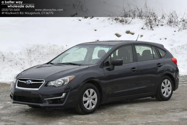 2016 Subaru Impreza 2.0i Naugatuck, Connecticut