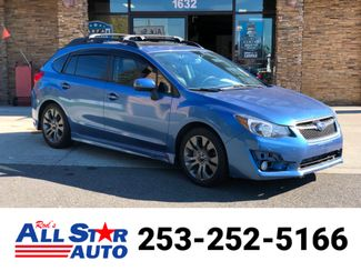 2016 Subaru Impreza 2.0i Sport Limited in Puyallup Washington, 98371